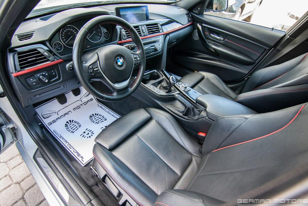 bmw 320d f30 184km sport line german motors. Black Bedroom Furniture Sets. Home Design Ideas